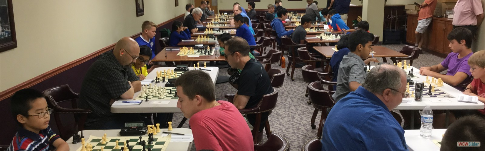 Another year, another Bradley Summer Open