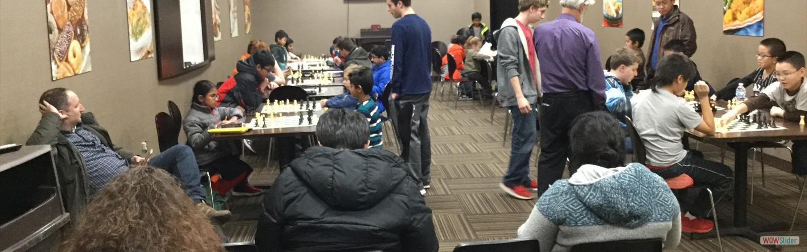 Hult Youth Chess Club meets Fridays 6:30-8:30pm at Schnucks Market on University & Glen